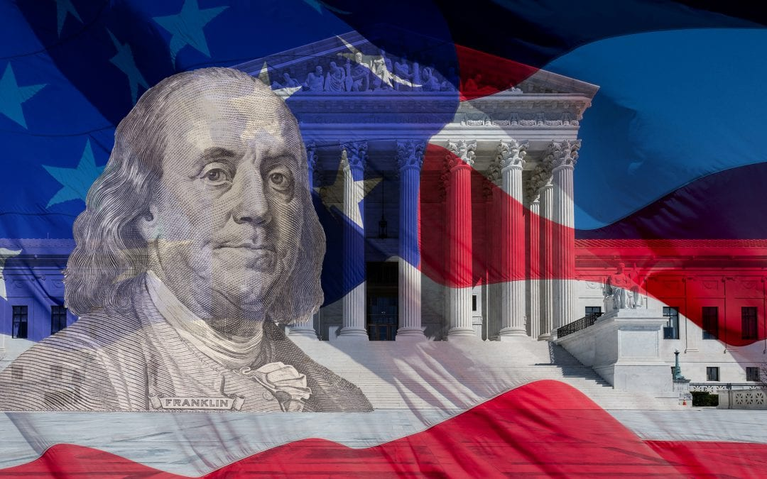 Moses, Ben Franklin, and the Supreme Court