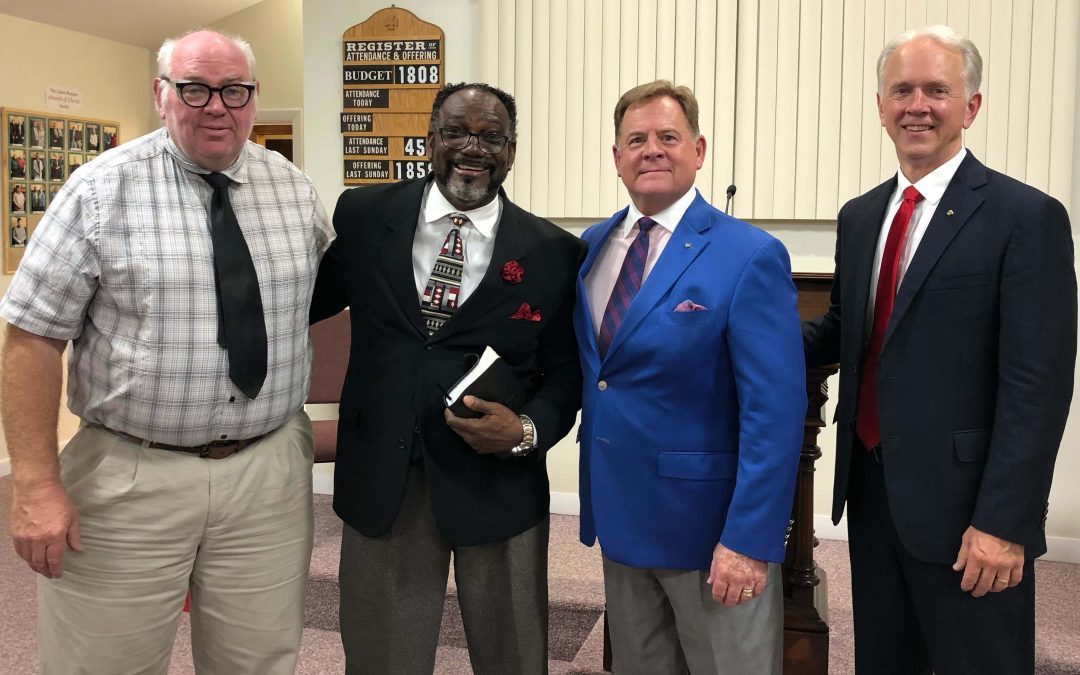 TBC continues mission work in 'The Great Northeast'