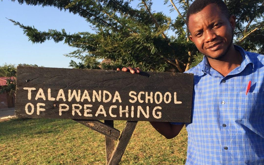 TBC Student Spotlight: Shadrack Msambaza