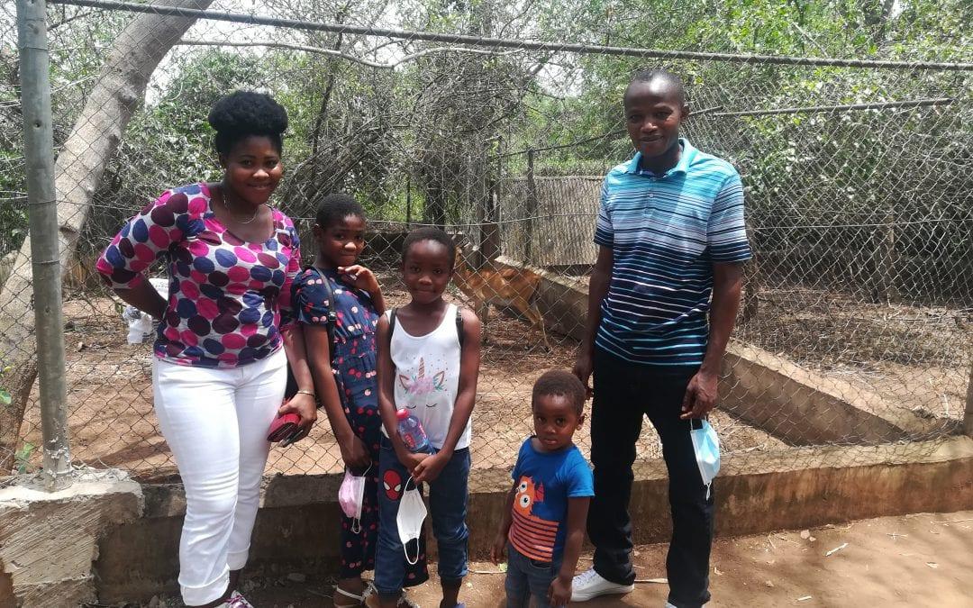 TBC Student Spotlight: Robert Ati Amukwei