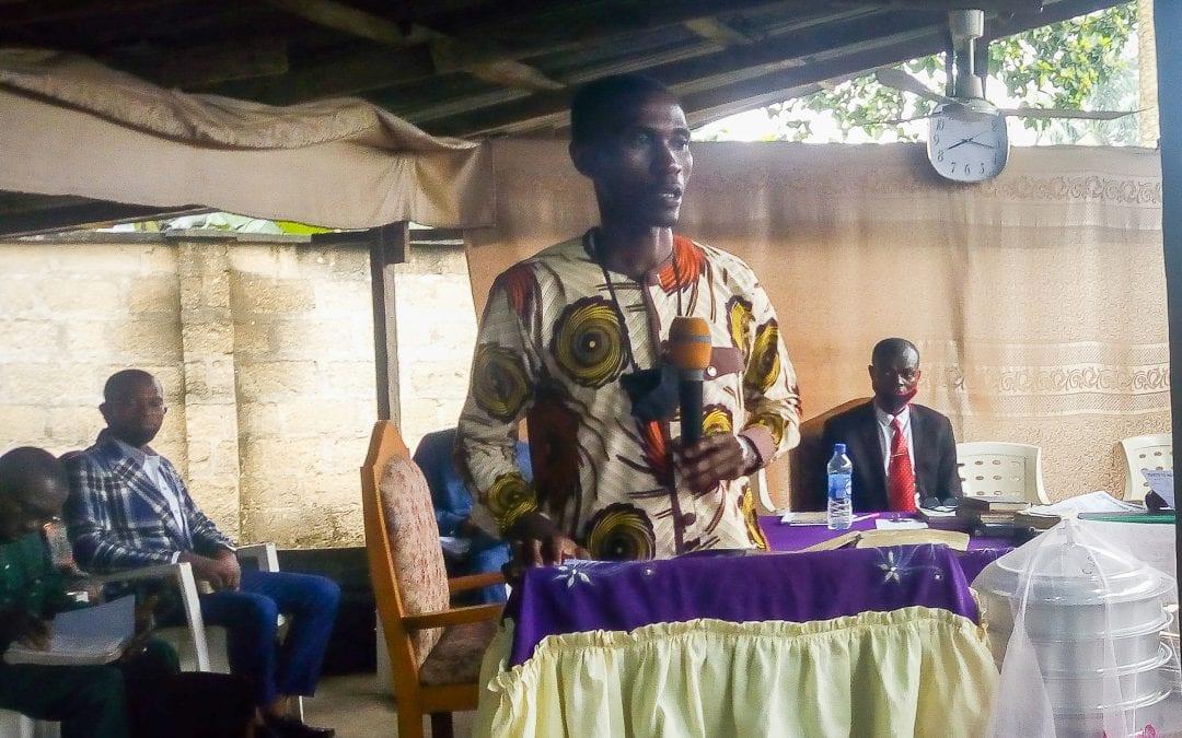TBC Student Spotlight: Ndongesit Effeh
