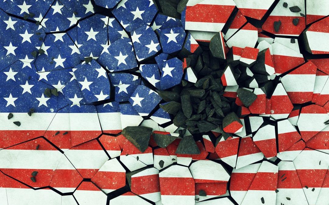 Why America Fell